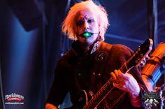 John 5, Rob Zombie.
