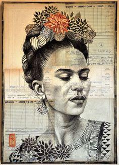 Frida///Muralisme///Amérique latine