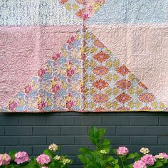 { p e r i w i n k l e - b l u s h }  super sized throw or picnic blanket on clearance in my etsy store now   use the code WRAPITUP for a further 25% off the already reduced price  : : : #handmade #quilt #patchwork #handmadesale #homebeautiful #bedroomdecor #sweetdreams #floral #modernvintage #sleeppretty #bedding #girlsroomdecor #girlsroom #babygift #kidsinterior #nurserybedding #pinkandblue #girlsnursery #babybedding #christmasgift #etsyseller #christmassale  #shophandmade #shopsmall…