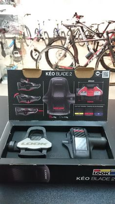 CandelBike: LOOK - KÉO BLADE 2... Ya disponibles en nuestra tienda...