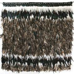 Related image Flax Weaving, Weaving Art, Feather Cape, Maori Designs, Maori Art, Kiwiana, Cloak, Jewelry Making, Pure Products