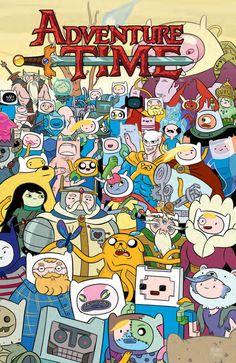 Adventure Time (2010) Vol 11