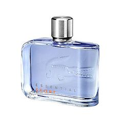 Lacoste Essential Sport - love this men's cologne   [ want to smell it now ]