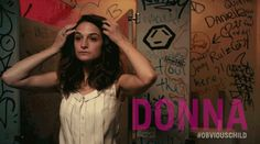 Obvious Child - Romantic comedy is not really my thing, but this one sounds great.