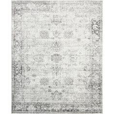 This Turkish rug is made of polypropylene. This rug is easy-to-clean, stain resistant, and does not shed.