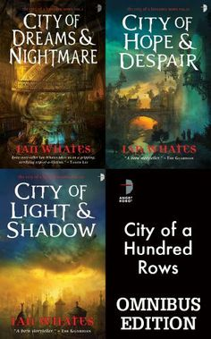 City of a Hundred Rows - Omnibus Edition by Ian Whates. $12.35. Publisher: Angry Robot (February 25, 2013). 803 pages