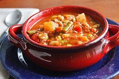 Traditional Native American Succotash Recipes with corn and beans plus ...