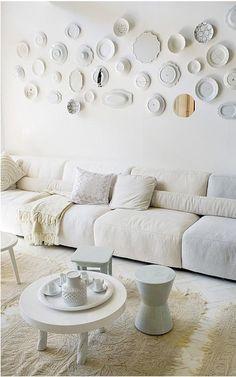 white over white interior