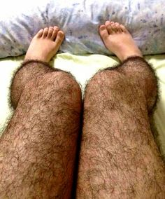 Women in China Have Found the Secret to Safety -- Hairy Legs Hose!! They wear them to ward off rapists and perverts.
