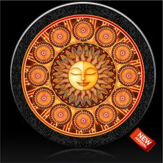 Bohemian Sun by Dan Morris Designs spare tire cover. Custom made to fit your spare tire. Just provide the spare tire size when ordering. Jeep Spare Tire Covers, Jeep Covers, Jeep Tire Cover, Custom Tire Covers, Painted Tires, Car Salesman, Salesman Humor, Wrangler Accessories, Car Buying Tips