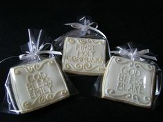 First Holy Communion or Baptismal Favors. $39.00, via Etsy.
