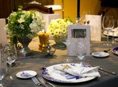 Detalle de la mesa para Restaurante Alfredo Di Roma.