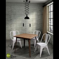 Elio Dining Chair and Titus Dining Chair - #Zuo #Modern #Furniture #Canada #Home #Decor