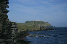 Sumburgh Head, Shetland Isles.