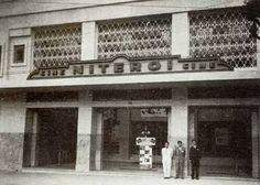 Niteroi antigamente - Cinema Niteroi