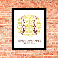 This is a perfect gift for your coach, OR for the coach to give to their team!  If you are interested in ordering for a team, contact me and