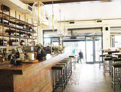 Restaurant layout.