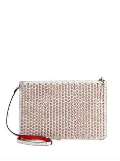 dca70fb46ef Saks Fifth Avenue Mobile. Crossbody ClutchLeather ...