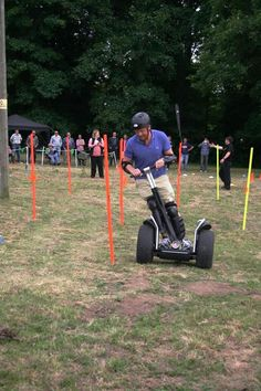 Challenge yourself, be part of a #team, just have #fun!  Our #Segways are perfect for #active #outdoor #events, #festivals and #summer #celebrations.  We bring the Segways, set up the course and you're good to go!  www.eventsinc.co.uk
