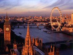 London, Love it!