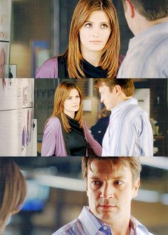 If you don't think Kate Beckett is a precious angel, you probably don't have a soul.