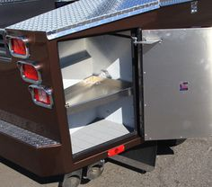 RV toters, tow bodies, and RV haulers by Highway Products Truck Tools, Truck Tool Box, Custom Truck Beds, Custom Trucks, Utility Truck Beds, Cummings Diesel, Flatbed Truck Beds, Ford F550, Fifth Wheel Trailers