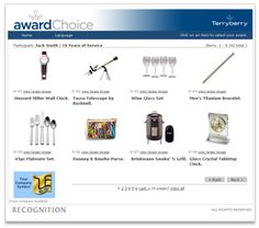 Employee Rewards And Recognition Programs By Terryberry Www
