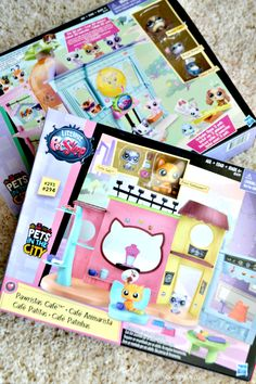 Exciting New Holiday Toys From Littlest Pet Shop