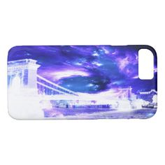 Amethyst Sapphire Budapest Dreams iPhone 7 Case