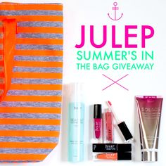 Summer's {Almost} In The Bag Giveaway - Fab Fatale
