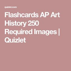 41 Best AP Art History 250 images in 2016 | Art History, Ap