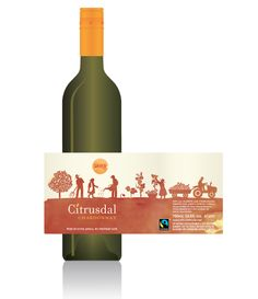CITRUSDAL WINES by Jane Says, via Behance