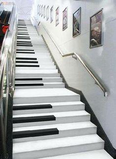 Chromatic Staircase!