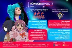 Atendiendo a las solicitudes de muchos fanáticos, y con importantes inversiones en certámenes y locación, la serie de eventos Tokyo Impact! de la empresa Hobby Manga Networks ha lanzado su siguiente proyecto: el Tokyo Impact! Cosplay
