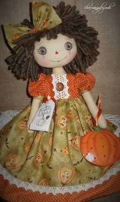 Pumpkin Patch Annie ~charmingsbycmh
