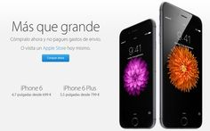 iphone 6 disponible venta españa 576x360 iPhone 6 y iPhone 6 Plus ya están disponibles oficialmente en España