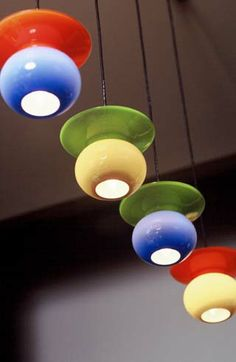 Flux  suspension lighting  Four