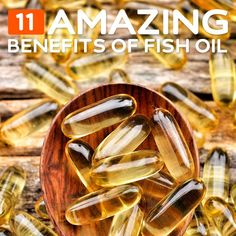 11 Amazing Benefits of Fish Oil- and why you should not skip this important supplement. Fish oil sounds nasty, but its healthy. Fish Oil Benefits, Health Benefits, Health And Beauty, Health And Wellness, Health Fitness, Asthma, Tomato Nutrition, Stop Eating, Omega 3