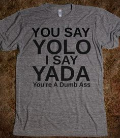 shirts with saying on Wanelo