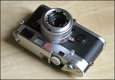 Leica M6 : The perfect tool !