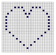 Manta de Corazones al Crochet y Cómo calcular cantidad de lana / Paso a paso   Crochet y Dos agujas