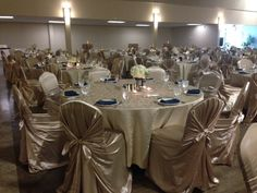TransCanada Centre - Simple, yet elegant colour combination! Our Wedding, Wedding Venues, Wedding Ideas, Color Combinations, Centre, Colour, Table Decorations, Elegant, Simple