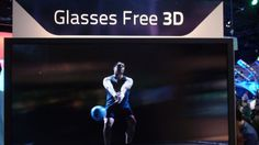 Hands on : HiSense Glasses-Free 3D prototype review | Calling it the 'holy grail' of the television industry, HiSense put a glasses-free 3D UHD prototype on display at CES. Reviews | TechRadar