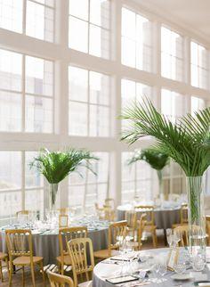 High-Fashion Wedding at an Austrian Palace