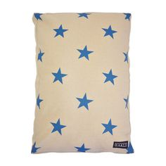 STAR DOGGY – Yenti Design Co. Dog Cushions, Cushion Inserts, Pet Bottle, Dog Bed, Cotton Linen, Screen Printing, Throw Pillows, Stars, Pets