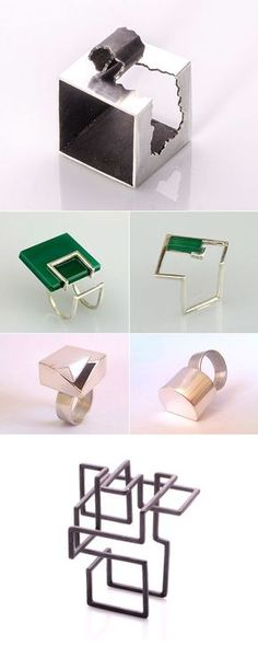 TheCarrotbox.com modern jewellery blog : obsessed with rings // feed your fingers!: Sahar Saki
