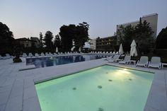 The swimming pool for children, Hotel Acquaviva Garda Lake.