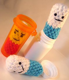 happy pills...how do people have time to do stuff like this?