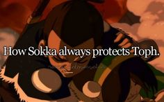 Things I love about avatar