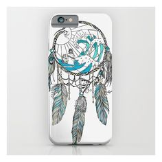 Dream Catcher iPhone 6s Case ($35) ❤ liked on Polyvore featuring accessories, tech accessories, phone cases, electronics, phone and iphone & ipod cases